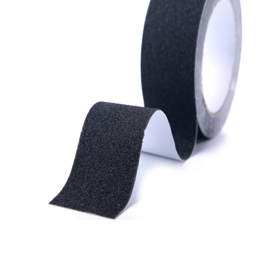Black Color Waterproof Single Sided Anti-slip Tape